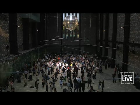 If Tate Modern was Musée de la danse? – Adrénaline: a dance floor for everyone | BMW Tate Live