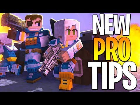 NEW UNKNOWN PRO TIPS YOU NEED TO LEARN! (Pixel Gun 3D)