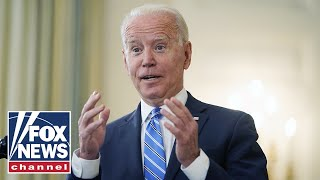 Biden demands wealthy pay 'fair share' after reportedly owing $500K in back taxes