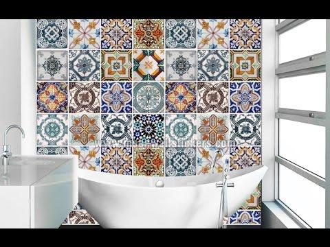 Como decorar azulejos de cocina viejos youtube - Decorar azulejos ...