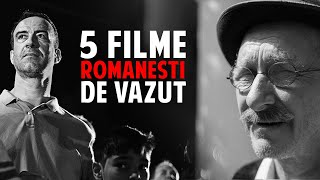 5 Filme Romanesti pe care trebuie sa le vezi