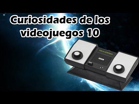 15 Curiosidades de los Videojuegos Parte 10