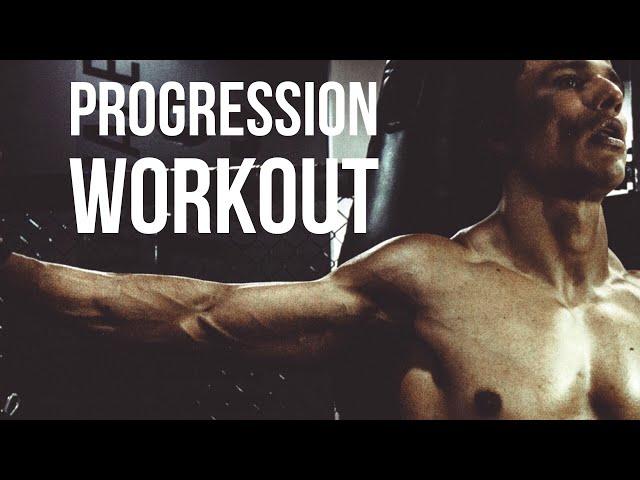 Kombat Group: Progression Workout