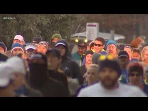 Houston Marathon runners' clothes will help homeless