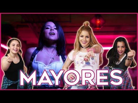 Mayores - Becky G ft. Bad Bunny | A bailar con Maga (Coreografía)