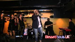 "Jaz Ellington - ""Not that guy"" @BlessedSoulsUK #BSUK"