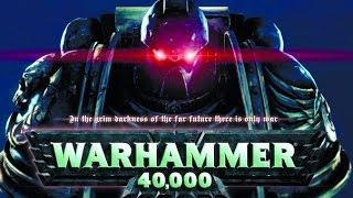 Обучение настольному Warhammer 40000 ч.1 (Знакомство,характеристики модели)