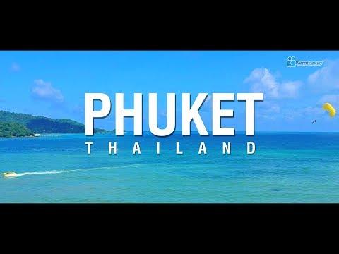 PHUKET, THAILAND [4K]
