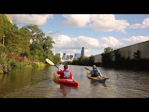 When Can We Swim In Chicago`s Rivers? Within A Decade, Activists Hope
