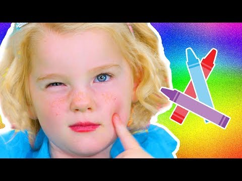 Learn Colors | Little Princess Song and More | Educational