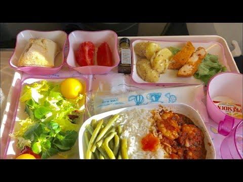 EVA AIRWAYS HELLO KITTY PREMIUM ECONOMY | PARIS - TAIPEI| BOEING 777-300ER