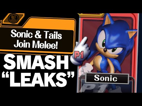 The Secret Of Sonic In Melee - Super Smash Bros. Hoaxes And Rumors – Aaronitmar