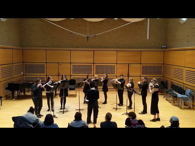 Blowsoc Flute Ensemble: Beauty and the Beast