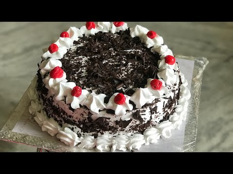 Black Forest cake recipe how To Make Black Forest cake