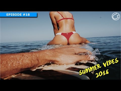 Best of Deep & Tropical House Music Mix...