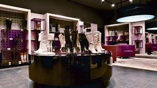 #1056. Лучшие интерьеры - Магазин обуви в Ростове-на-Дону (72 кв.м)(Самая большая коллекция интерьеров мира. Здесь представлены интерьеры как жилых помещений, так и обществен..., 2014-12-25T21:12:24.000Z)