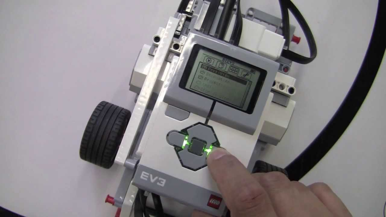 Getting Started With The Lego Mindstorms Ev3 Color Sensor Youtube Yellow Section Determining Light Systems Is Colours