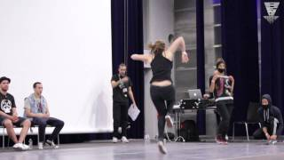 BONNIE & CLYDE **ALL STYLE BATTLE**U-D QUALIFICATION LUXEMBOURG 2015