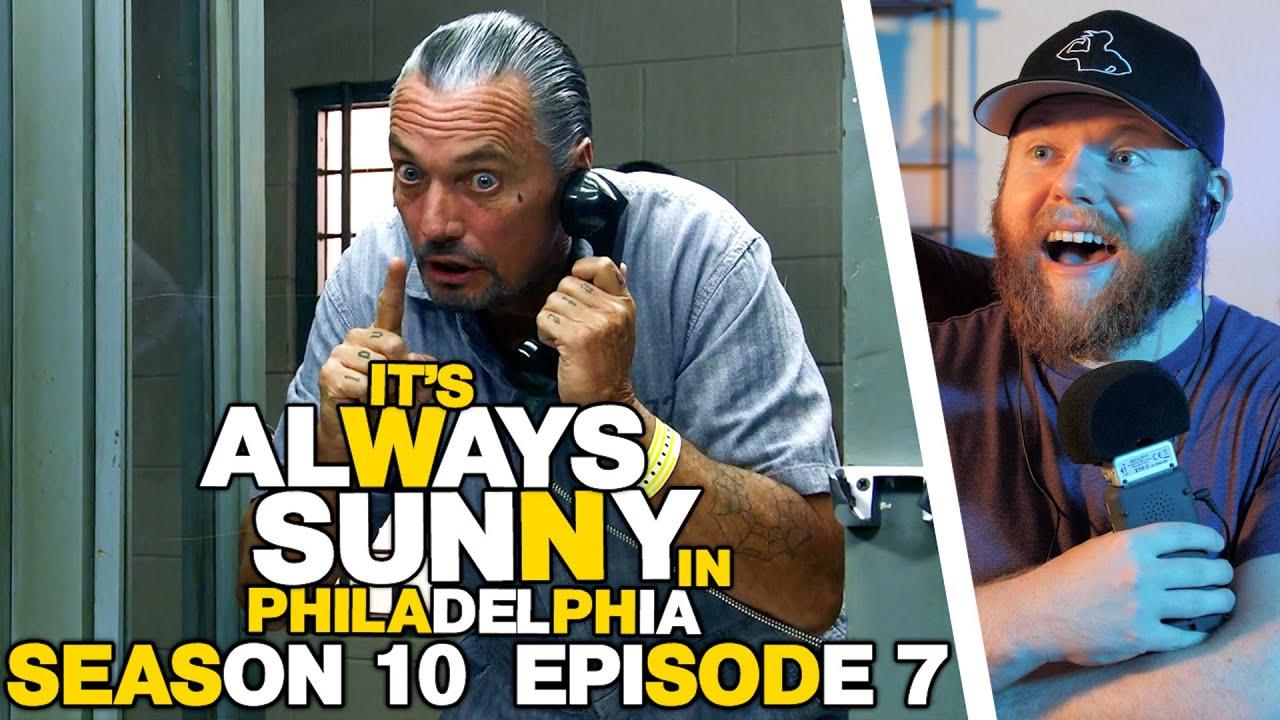 Download It's Always Sunny 10x7 Reaction: Mac Kills His Dad