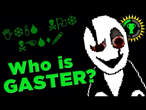 Thumbnail: Game Theory: Who is W.D. Gaster? (Undertale)