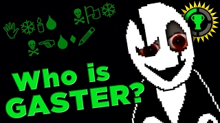 Game Theory Who is WD Gaster Undertale