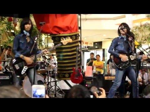 "T-koes Band "" Rata Rata "" 2016.01.07"