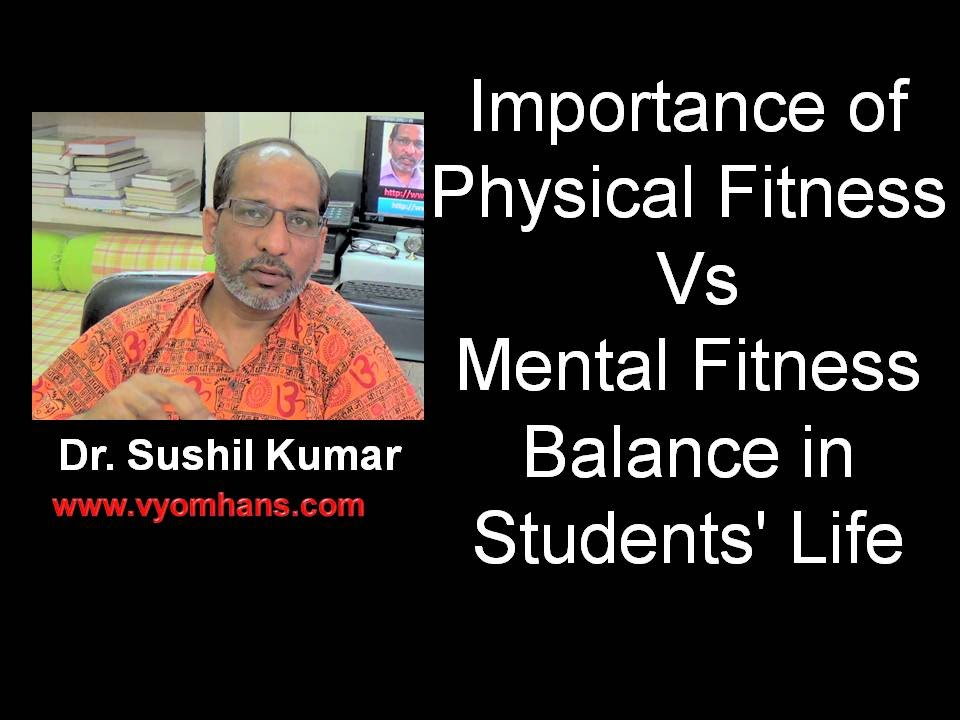 importance of physical and mental fitness