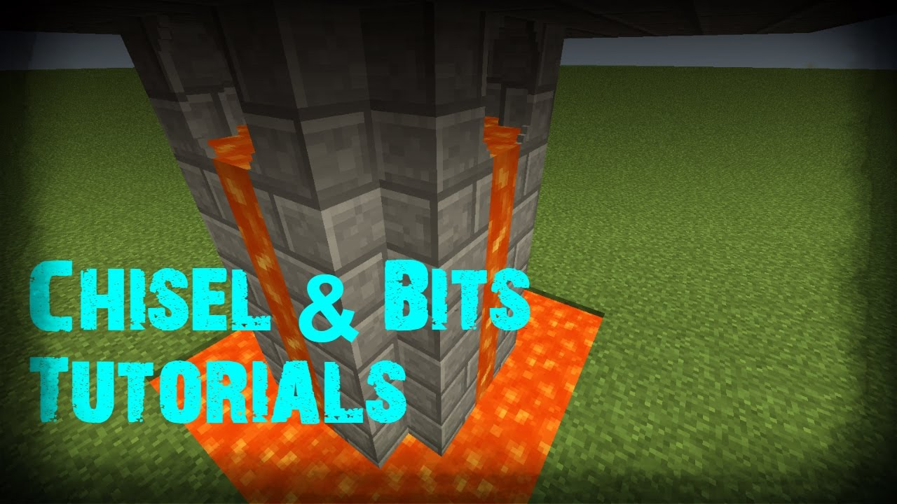 minecraft bits and pieces mod