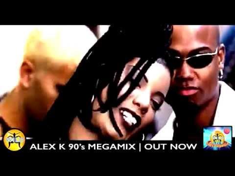 Alex K - Wild 90s Megamix #2 [Epic 30 minute video mix!]