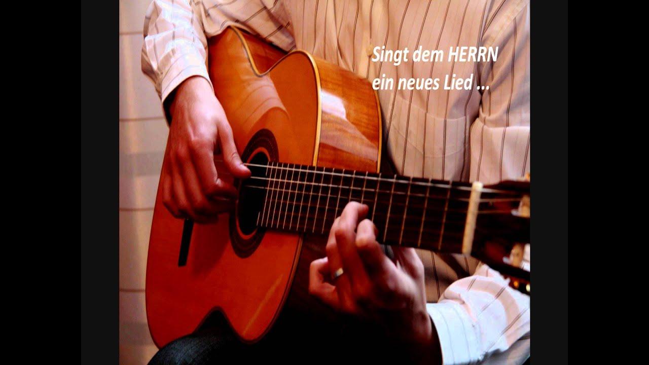 Alexander Michailus - Singt Hallelujah - christliche Lieder - YouTube