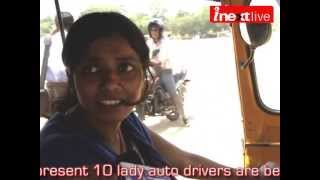 Lady autorickshaw drivers of Patna