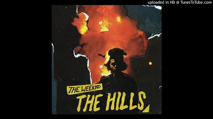 the weeknd  the hills official clean version