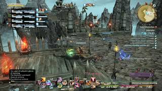 Final Fantasy XIV - Xelphatol Synced World Record: 16:33