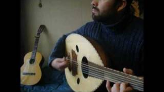 Música Arabe Samra ya Samra (Karem Mahmoud) en Oud por  Felipe Beltrán  Oud