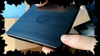 Externí DVD vypalovací mechanika HP F2B56AA