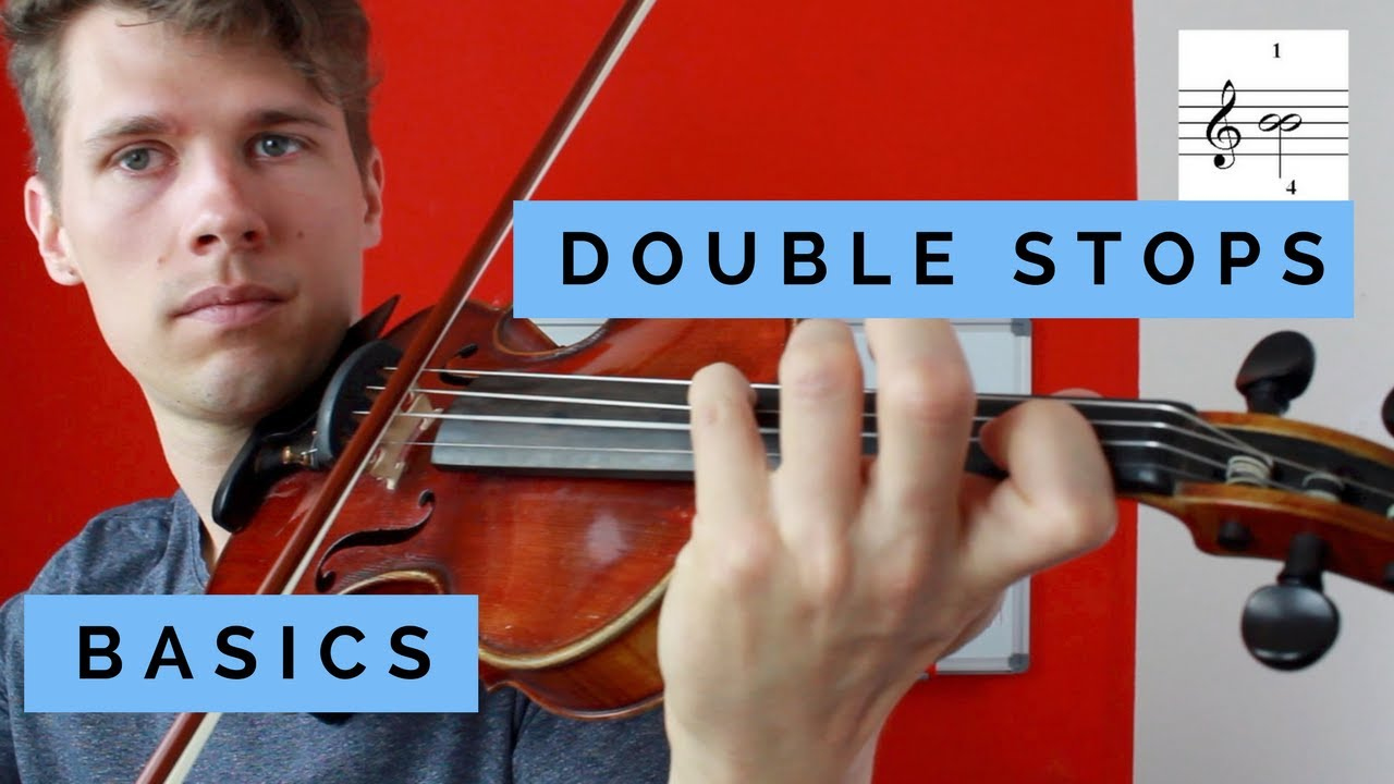 The Beginners Guide to Violin Double-stopping - 8notes com