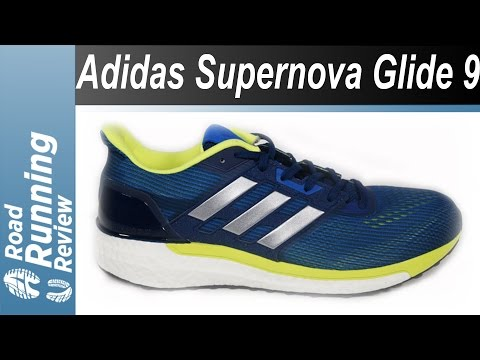 Adidas Supernova Glide 9 Review - YouTube