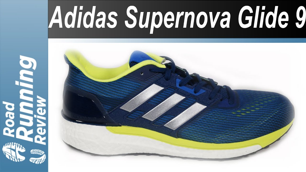 Adidas Supernova Glide 9 Review - YouTube 0dafdd9ccd465