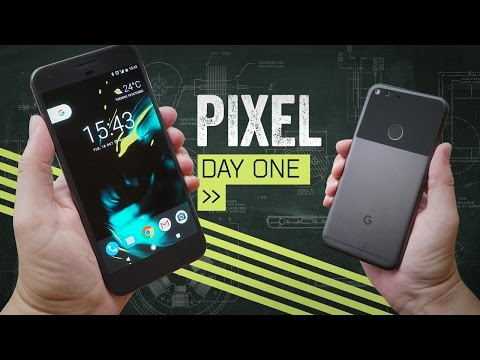 Google Pixel: Day One