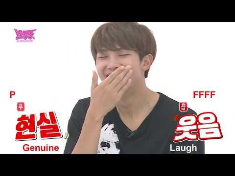 [ENG] BTS Music Bank in Singapore Quiz game 2017
