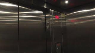 Great motor! ThyssenKrupp& (Former Otis) Hydraulic elevators at LeMay car museum, Tacoma, Wa