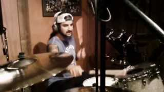 Mike Portnoy Drum Cam - The Winery Dogs Elevate