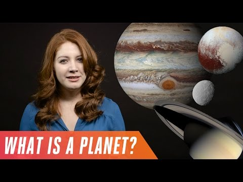What makes a planet a planet?