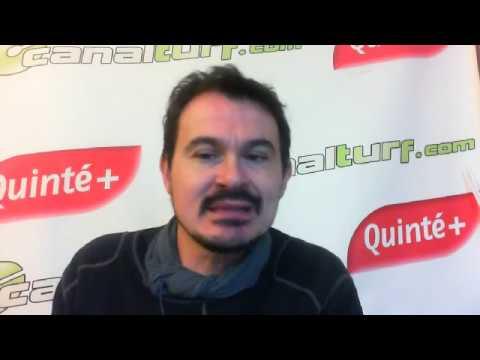 emission video des courses turf pmu du Mardi 23 janvier 2018
