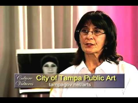 Culture Vultures: Tampa's Public Art & Photographer Laureate Programs