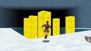 Tomb Raider: The Last Emperor (Niveles de autor). Nivel 6: Temple of the Alpha Aris (1/1)