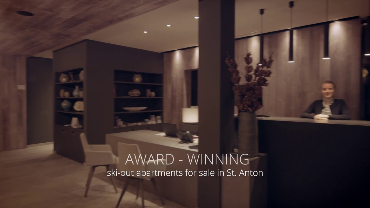 Award winning property for sale in St Anton - YouTube