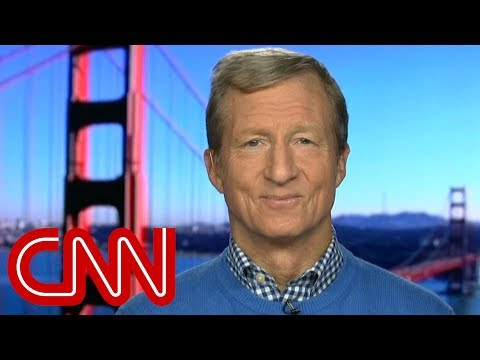 Billionaire Tom Steyer spends $20 million to impeach Trump