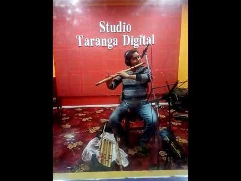 मनै छुने बासुरी को धुन .....  by Ratna b k   studio taranga