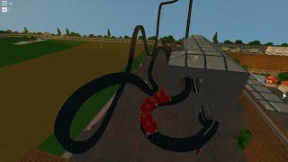 Death Rail POV Thème Park Tycoon 2 Roblox